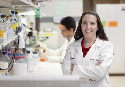 The overall goal of our lab is to better understand cytomegalovirus infection, pathogenesis and disease.